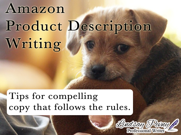 Amazon product description writing copy tips and best practices